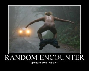 Random Encounter